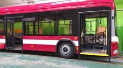 Мэр Ивано-Франковска опубликовал новые фото белорусских троллейбусов для этого города