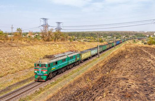 «Укрзализныця» планирует перевести два участка железных дорог под Кривым Рогом с постоянного на переменный ток