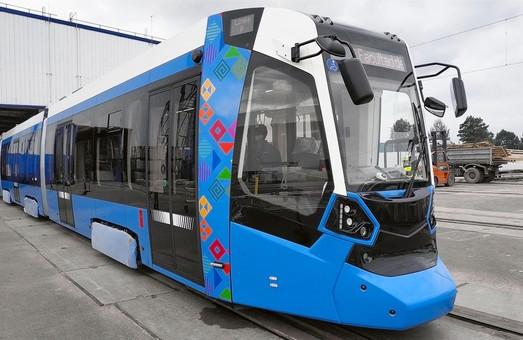 Белорусский трамвай «Метелица» уже отправился в Боливию