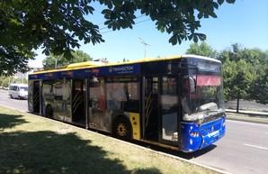 Водители коммунального транспорта Запорожья жалуются на жару в кабинах