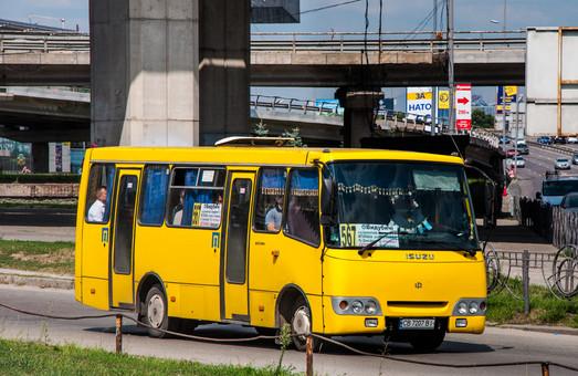 В Киеве за первые полгода насчитали полтысячи случаев перевозки пассажиров неисправными автобусами