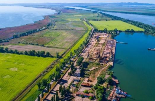 Порт Рени в Одесской области за первое полугодие нарастил перевалку грузов