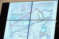 В Одессе обсуждали варианты строительства дороги «Хаджибей-2»