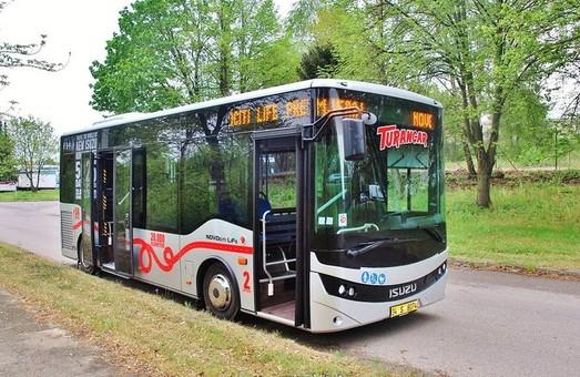 Автобусы «Isuzu», изготовленные в Турции, покупает один из городов Чехии