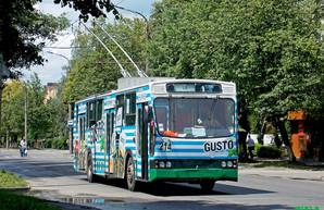 Волынские троллейбусы зарабатывают за смену от 800 до 2200 гривен