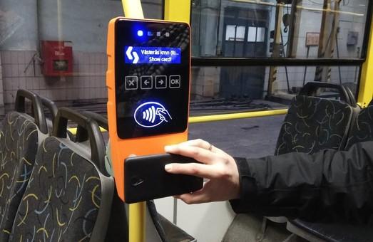 Внедрение электронного билета в общественном транспорте Одессы снова откладывается
