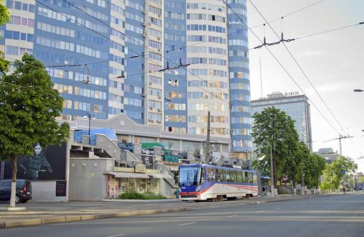 В Одессе улицу Генуэзскую хотят сделать четырехполосной с выделенным трамвайным полотном