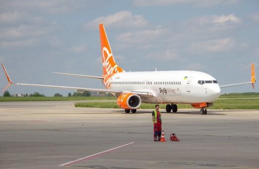 «SkyUp» в октябре запускает три авиарейса из Украины в Чехию