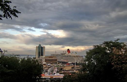 Одесский порт уже получил 23 заявки на посещение круизными лайнерами на 2020 – 2022 годы