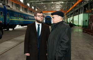 Глава наблюдательного совета Крюковского вагоностроительного завода назвал «Укрзализныцю» ненадежным партнером