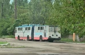 В оккупированной Горловке на улицы города выходит только 20 единиц электротранспорта