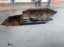 Стихия нанесла значительный урон дорожно-транспортной инфраструктуре Белгорода-Днестровского