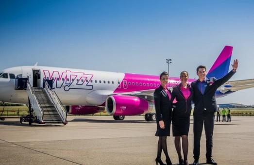 Одесса может стать четвертым городом Украины, куда будет летать «Wizz Air»