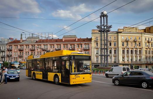 Большая часть из 250 миллионов кредитных евро от ЕБРР уйдет на финансирования транспортных проектов Киева
