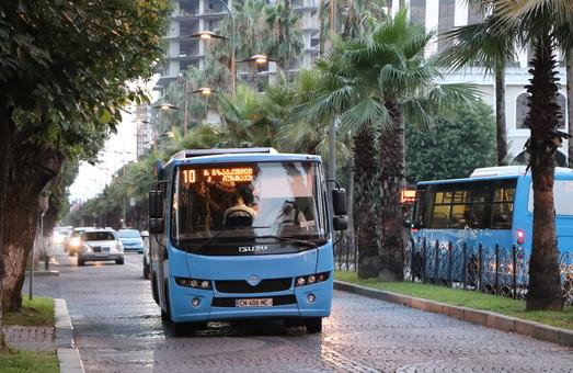 Грузия хочет обновить парк муниципальных автобусов в шести городах за счет кредита ЕБРР