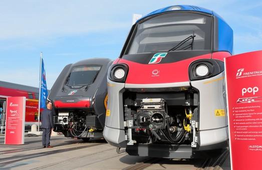 Италия хочет закупить 250 новых электропоездов за почти 2,7 миллиарда евро
