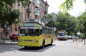 ЧП с одесским электротранспортом: временно обесточены почти все маршруты (ОБНОВЛЕНО)