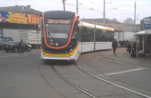 Киев в основном рассчитался за поставку первого трамвая К1М6 от «Татра-Юг»
