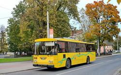 На каких троллейбусах ездят украинцы
