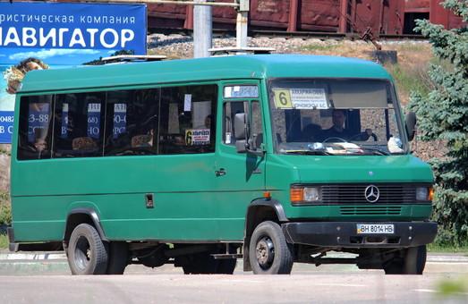 В Черноморске под Одессой повышают стоимость проезда в некоторых маршрутках