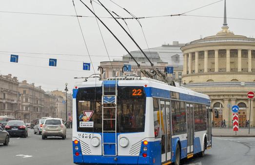 Санкт-Петербург закупит белорусские троллейбусы