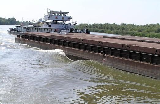 В июле 2019 года флот Украинского Дунайского пароходства перевез 260 тысяч тонн грузов