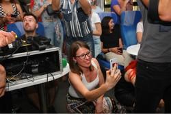 В скоростном поезде Киев – Одесса провели рок-концерт