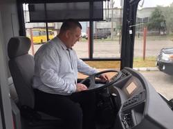 Белая Церковь получила новый троллейбус «Днипро Т103»