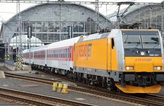 Чешский частный железнодорожный перевозчик «RegioJet» купил у немецкой «Deutsche Bahn» купейные вагоны