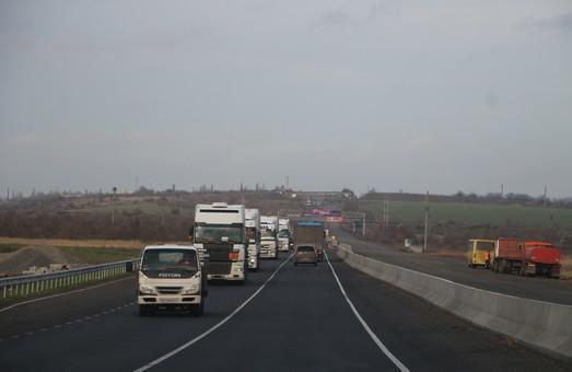 Участок автотрассы М-05 Киев – Одесса станет бетонным