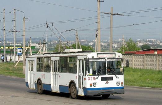 Проезд в троллейбусах Лисичанска со средины августа будет стоить 4 гривны