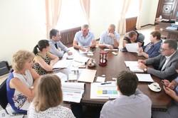 В Николаеве снова обсуждали закупку троллейбусов за средства Европейского банка реконструкции и развития