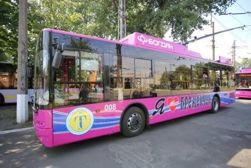 В Кременчуге появится новый троллейбусный маршрут