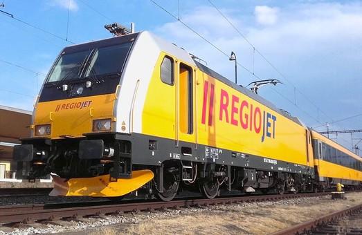 Частная железнодорожная компания Чехии «RegioJet» запускает поезд в Будапешт