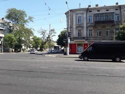 В Одессе открыли движение по перекрестку Прохоровской и Мясоедовской
