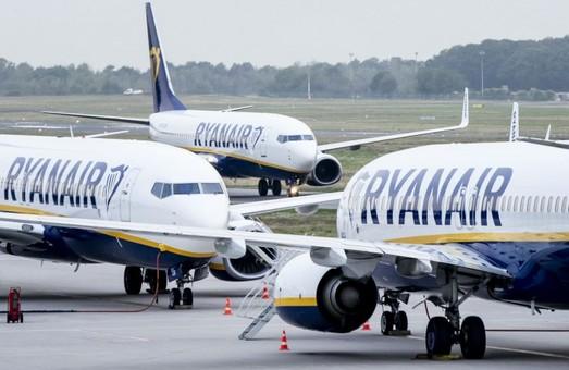 «Ryanair» будет летать из Одессы в Будапешт