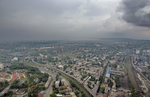 В мэрии Одессы рассматривали два варианта строительства дороги «Хаджибей – 2» для въезда в порт