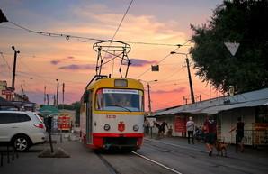 Сколько бюджетных средств в Одессе в первой половине августа выделили на транспорт и инфраструктуру