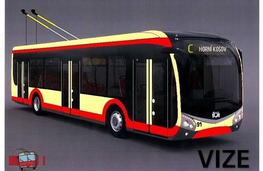 Троллейбусное хозяйство чешского города Йиглава пополнится 10 новыми троллейбусами
