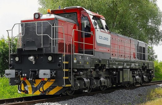 Для сталелитейного завода в Кривом Роге купят четыре маневровых тепловоза у чешской компании «CZ Loko»