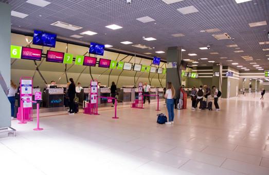 Киевский аэропорт имени Сикорского обслужил в июле текущего года почти 260 тысяч пассажиров