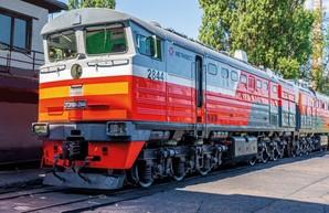 Украинский холдинг «Метинвест» проводит ремонт своих локомотивов