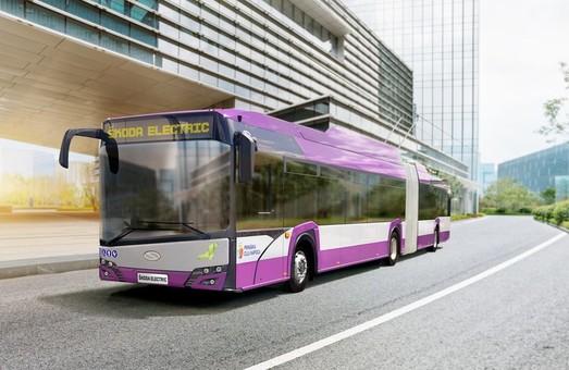 Румынский Брашов покупает 26 новых троллейбусов