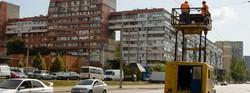 В Днепре заканчивают строительство новой троллейбусной линии в жилой массив Солнечный