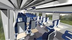 Крюковский вагоностроительный завод показал сборку нового дизель-поезда ДПКр-3 (ФОТО)