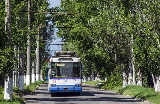 В Славянске хотели отключить электроэнергию троллейбусам