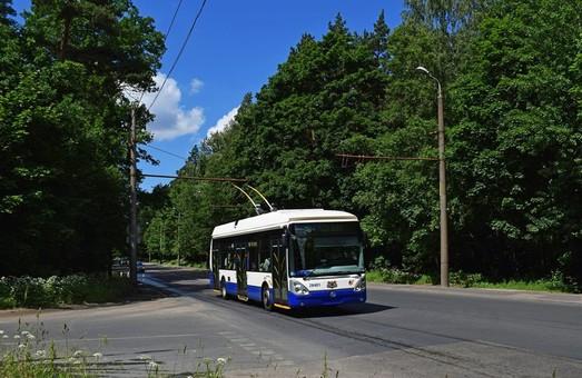 Рига в ближайшие годы может отказаться от троллейбусного движения