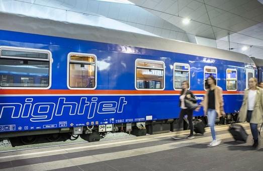 Железные дороги Австрии и Швейцарии собираются развивать пассажирские перевозки ночными поездами