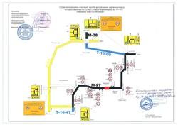 С завтрашнего дня участок автотрассы М-27 Одесса – Черноморск закрывают для движения тяжелых грузовиков