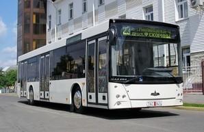 Кременчуг должен получить 10 автобусов большого класса